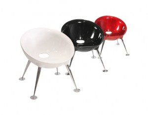 Space Pod Chairs