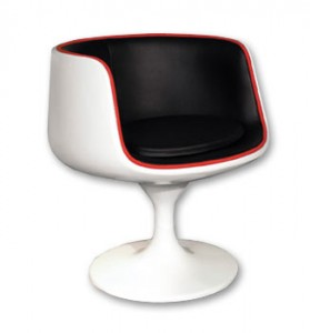 Tea cup chair